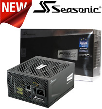 1000 W Seasonic PRIME ULTRA Platinum, Full Modular, 80 PLUS Platinum, SLI/crossfi
