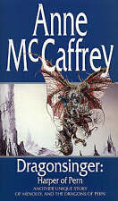 Dragonsinger: Harper Of Pern (The Dragon Books), By Anne McCaffrey,in Used but A