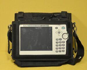 Anritsu MS2720T Spectrum Master 9 GHz w/ Options 19/31/709 Analyzer