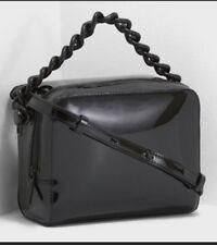 NEW Kendall Kylie Paulie Pouch Black Clutch Wristlet NWT $130