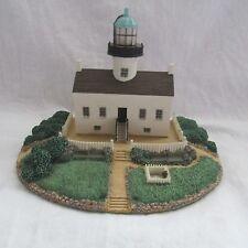 Danbury Mint Lighthouse Old Point Loma 1992