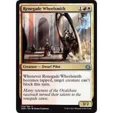 4x MTG Renegade Wheelsmith NM - Aether Revolt