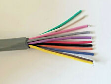 20 FT Communication & Control Cable, 22 AWG, 11 Conductors, Type CL2, AWM 2464