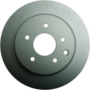 Disc Brake Rotor-Meyle Rear WD Express 405 38107 500