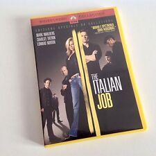 THE ITALIAN JOB Edizione Speciale da Collezione Widescreen Collection DVD