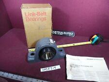 """LINK BELT B-RBU-46 PILLOW BLOCK BEARINGS 1 15/16"""" BORE I.D. LOC5714"""