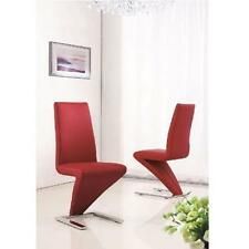 Unbranded Faux Leather Living Room Modern Chairs