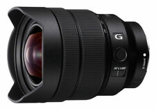 Sony G-Series 12-24mm F/4 G Lens