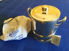 Porta ghiaccio champagne spumante argentato Firenze con coperchio ice bucket