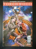 TORCHWOOD #3.2a (2017 TITAN Comics) ~ VF/NM Book