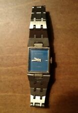 Vintage Blue Helbros Wind-up Ladies Watch - Working