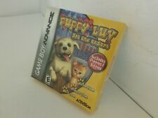 NEW Sealed Puppy Luv: Spa and Resort Nintendo Game Boy Advance , Micro, DS E48