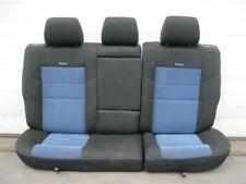 RECARO Rücksitzbank VW Golf 4 Rückbank schwarz/blau