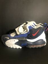 6196cac313d8c7 Nike Air Speed Turf 11.5 Red Blue White 525555-401