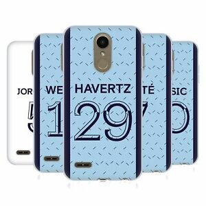 CHELSEA FOOTBALL CLUB 2020/21 PLAYERS AWAY KIT GROUP 1 GEL CASE FOR LG PHONES 1