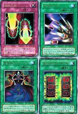 Magic Cylinder P4 Mystic Box, Thousand Knives 4 Japanese Ultra Foils Set yugioh
