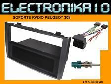 Marco Soporte auto-radio Peugeot  308 MARCO RADIO  + Conexion iso+Ad. antena