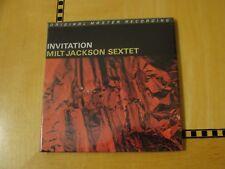 Milt Jackson Sextet - Invitation MFSL Super Audio CD SACD Limited to 2500 SEALED