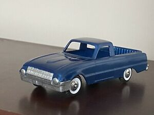 "Vintage Hubley 1961 Ford Falcon Ranchero #403 Diecast Custom Paint 6"" Too"