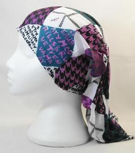Multifunction head wrap neck tube scarf mask hat FUNKY ARGIILE cycling hiking