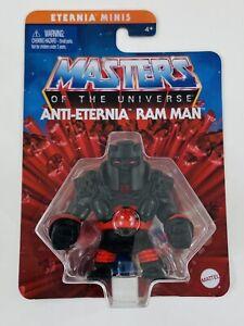 "Anti-Eternia Ram Man - Master of the Universe 2"" Eternia Minis 2020-2021 MOTU"