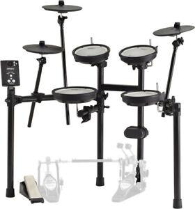 Roland TD-1DMK E-Drumset | Einsteiger E-Drum, mit 15 Drum-Kits inkl. Drum Rack