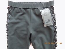 Leggings Boxing&Bomber Lacing tigh Puma by Rihanna Black Size M Uk 10-12
