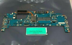 ✔️ TESTED ✔️ Toshiba Portege Z30T-B Z30 motherboard FUX2SY1 A3927A Intel i5-5300