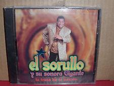 El Sorullo y su Sonora Gigante - La Fruta de la Pasion CD BRAND NEW Rare LATIN