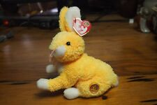 Ty Beanie Baby – Rabbit - Buttercream