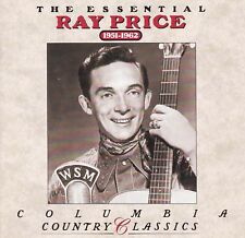 RAY PRICE Essential 1951-1962 CD - New