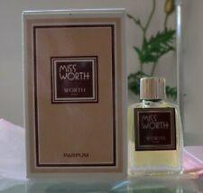 MISS WORTH - PARFUM 5 ML de WORTH