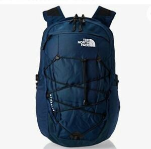 The north face backpack rucksack BOREALIS NAVY Size Large RRP £90