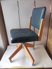 Verstellbarer Stuhl Gesundheitsstuhl Hinz Fabrik G.M.B.H. Berlin / München
