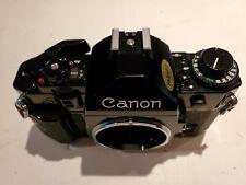 Canon A-1 Camera Near Mint FREE SHIPPING