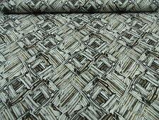"tejido patchwork All over de Stof ""Sweet HOME"" 50 x 110cm NUEVO 100%BW"