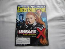 X-Men: Apocalypse Featured Cover Entertainment Weekly Magazine 05-27-16