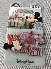 Walt Disney World Minnie Mouse 2018 Pin