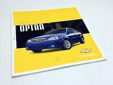2004 Chevrolet Optra Brochure