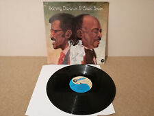 Sammy Davis & Count Basie 'Our Shining Hour' LP MGM records USA Pressing