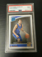2018-19 Panini Donruss LUKA DONCIC RC Rookie PSA 9 Mint #177 Invest Now🔥📈🔥QTY