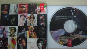 Adobe CS6 Master Collection-Full Retail Version -windows and mac