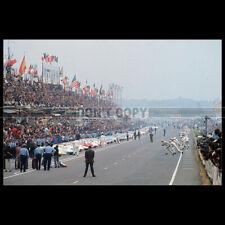 Photo A.013773 24 HEURES DU MANS 24H LE MANS 1969 START RACE