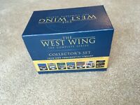 The West Wing: Complete Collection Seasons 1-7 DVD Great Condition No Reserve