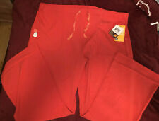 New With Tags Womens 3Xl Bright Pink Carhartt Force Scrub Bottoms