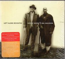 Archie Shepp & Mal Waldron - Left Alone Revisited [Digipack] Audio CD Sealed
