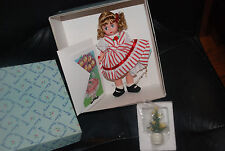 Get Well Candy Stripe Nurse 8'' Madame Alexander Doll NRFB