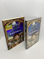 Disney Pixar Ratatouille DVD Widescreen w/Slipcover Buena Vista Stamp