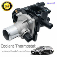 COOLANT THERMOSTAT Housing + Sensor kit FOR Vauxhall Astra MK5 MK6 Zafira Opel