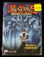 Yu-Gi-Oh! DVD Video Battle City Duels Obelisk the Tormentor Vol. 2 NIP
